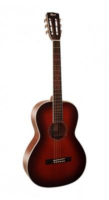 Фото CORT L900P-PD-VS LUCE SERIES (Акустическая гитара, винтажный санберст)