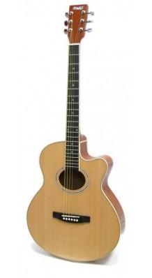 Фото HOMAGE LF-401C-N (Фольковая гитара с вырезом)