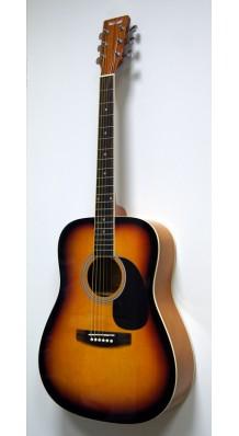Фото HOMAGE LF-4110-SB (Акустическая 6-струнная гитара)