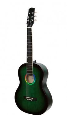 Фото АМИСТАР M-303-GR (Гитара классическая.(зеленая))