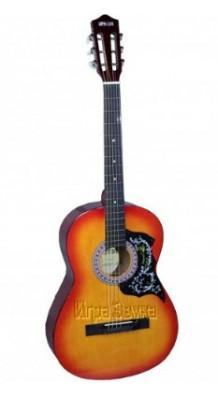 Фото BESTWOOD MCA101-1-CS (Акустическая гитара с классическим грифом)