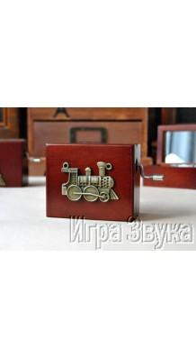 Фото MUSIC BOX MBT02 (Механическая музыкальная шкатулка)