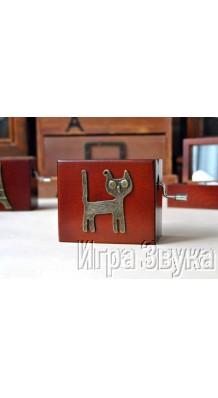 Фото MUSIC BOX MBT03 (Механическая музыкальная шкатулка)