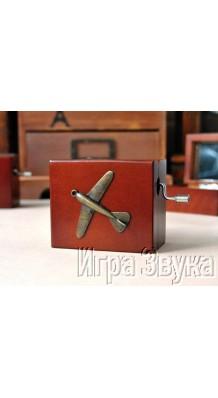 Фото MUSIC BOX MBT05 (Механическая музыкальная шкатулка)