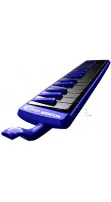 Фото HOHNER OCEAN 32 (Мелодика 32 клавиши, цвет синий, со специфической расцветкой клавиатуры)