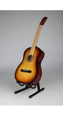 Фото MILENA-MUSIC ML-CM1-SB (Классическая гитара 4/4 (санберст матовая))