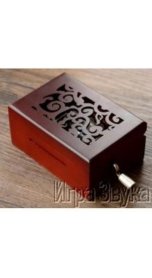 Фото MUSIC BOX MB001 (Музыкальная шкатулка со своей мелодией)