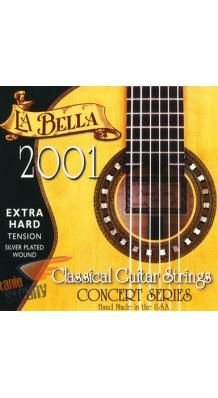 Фото LA BELLA 2001EH (Нейлоновые струны для классической гитары)
