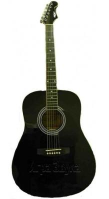 Фото OPERA 787W-BK (Черная акустическая гитара)