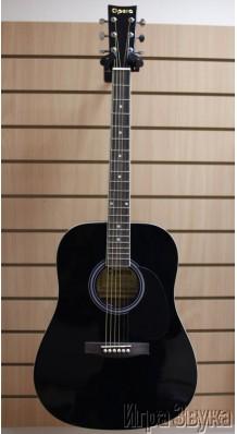 Фото OPERA 747W-BK (Акустическая гитара с широким корпусом и металлическими струнами)