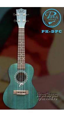 Фото PUKA PK-DPC DOLPHIN (Концертная укулеле)