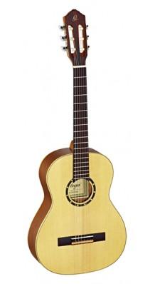 Фото ORTEGA R121-3/4 FAMILY SERIES (Классическая гитара 3/4 (Натуральный матовый))