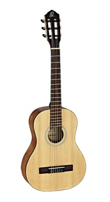 Фото ORTEGA RST5-1/2 (Классическая гитара 1/2. (натуральный глянцевый))