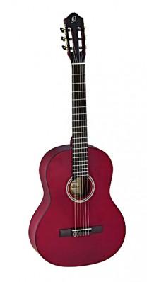 Фото ORTEGA RST5MWR STUDENT SERIES (Классическая гитара 4/4 (красная матовая))