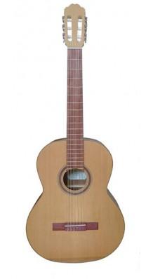 Фото KREMONA S65C-GG SOFIA SOLOIST SERIES GREEN GLOBE (Классическая гитара, массив кедра, размер 4/4)