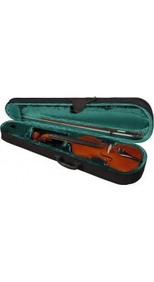 Фото HORA SKR100-1/8 STUDENT VIOLIN (Студенческая скрипка 1/8 в футляре со смычком)