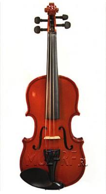 Фото FLEET FLT-VP1/2 (скрипка 1/2 Размер 1\2, со смычком и футляром)