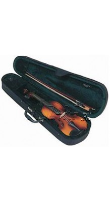 Фото FLEET FLT-VP1/8 (Скрипка 1/8 Скрипичный набор для начинающих со смычком, канифолью и футляром.)
