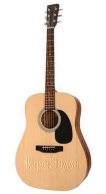 Фото MOTION TD180G (Акустическая гитара из массива ели)