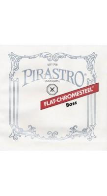 Фото PIRASTRO 342000 FLAT-CHROMESTEEL SOLO (Струны для контрабаса (комплект))