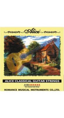 Фото ALICE A106 (Струны для гитары Нейлоновые, сильного натяжения)