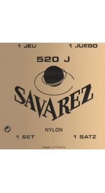 Фото SAVAREZ 520J (Гитарные струны Нейлоновые, сильного натяжения)