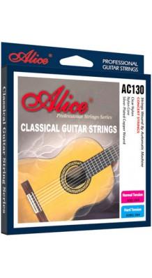 Фото ALICE A130 (Комплект гитарных струн Для классики, нейлоновые с посеребренной оплеткой)