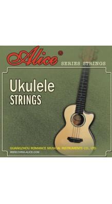 Фото ALICE AU04 (Комплект струн для укулеле)