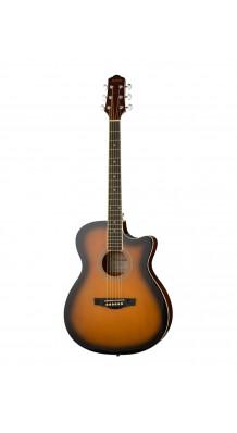 Фото NARANDA TG120CTS (Глянцевая акустическая гитара с вырезом)