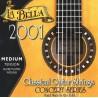 комплект струн для классической гитары сильного натяжения