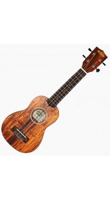 Фото KALA KA-GAS (Сопрано укулеле с массивной передней декой)