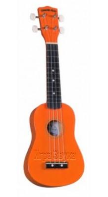 Фото DIAMOND HEAD DHU103OR (Оранжевая укулеле сопрано)