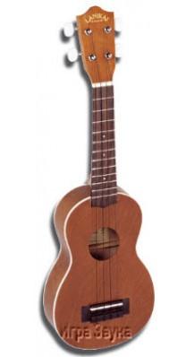 Фото HOHNER LANIKAI ULU21 (Укулеле Гавайская гитара четырехструнная)